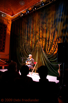 Danny Scmidt at Church House Concerts